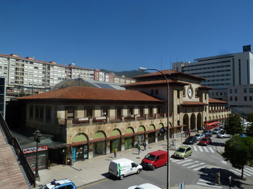 estación Norte de Oviedo
